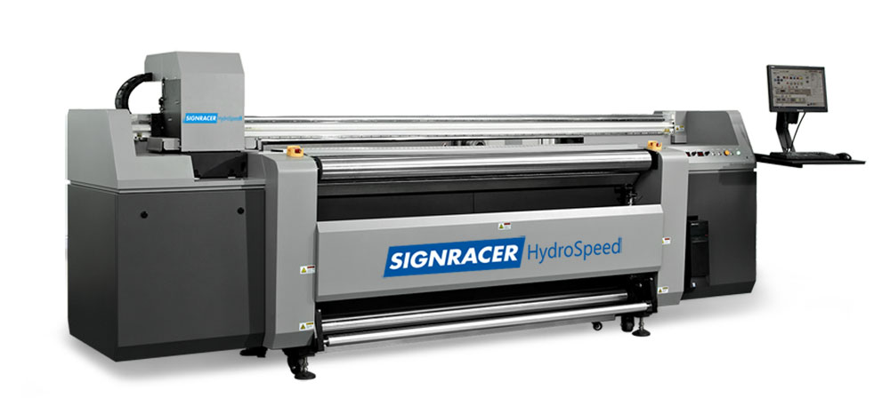 Signracer HydroSpeed front